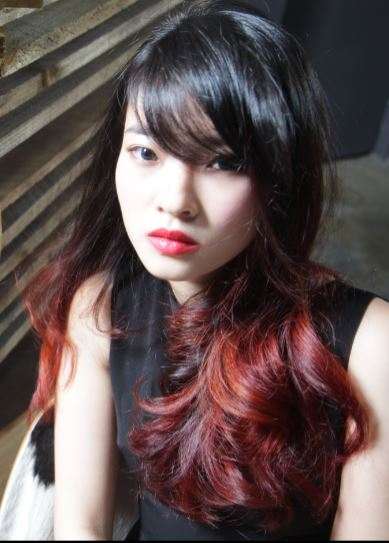 bom firered hair colour