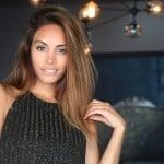 Aesthete hair salon bondi beach photo shoot branding Model VANESSA PULGARIN